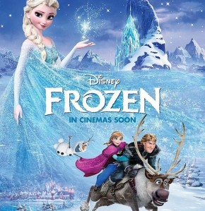 Movie Poster: Frozen