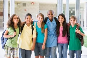 Group of tweens/teens